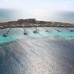 Beach Abrolhos Islands