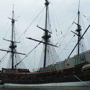 Batavia Shipwreck