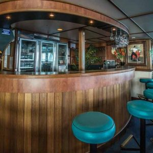 Our Vessels Saloon Bar Abrolhos Islands