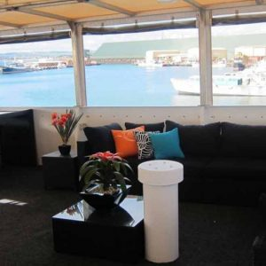 Our Vessels Top Deck Abrolhos Islands
