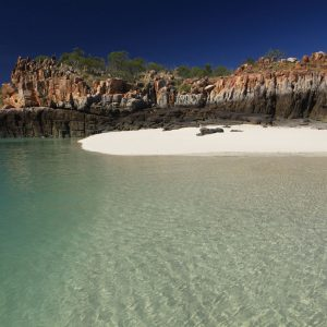 beach in the kimberley