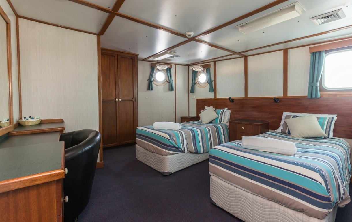 eluxe Stateroom Middle Deck (Medium)