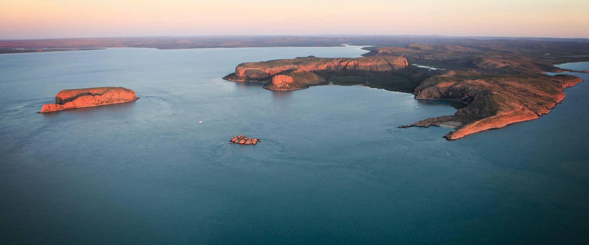 Kimberley Cruise header image