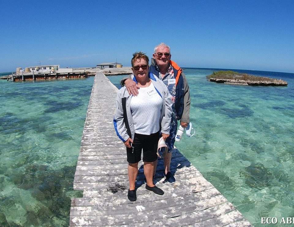Abrolhos Islands Jetty