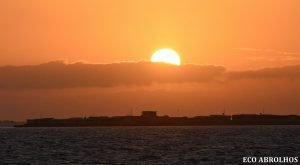 Another sunset at the Abrolhos Isalnds