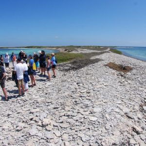 History lesson at the Abrolhos Islands