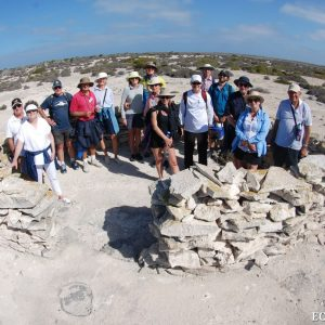 Webbie Hayes Fort at the Abrolhos Islands