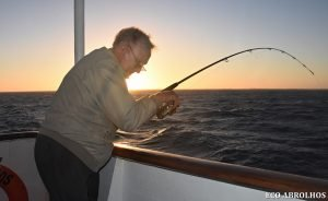 Fishing off the Eco Abrolhos