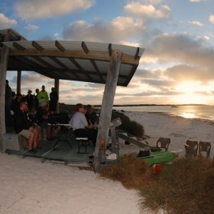 Sunset at Turtle Bay, The Abrolhos Islands