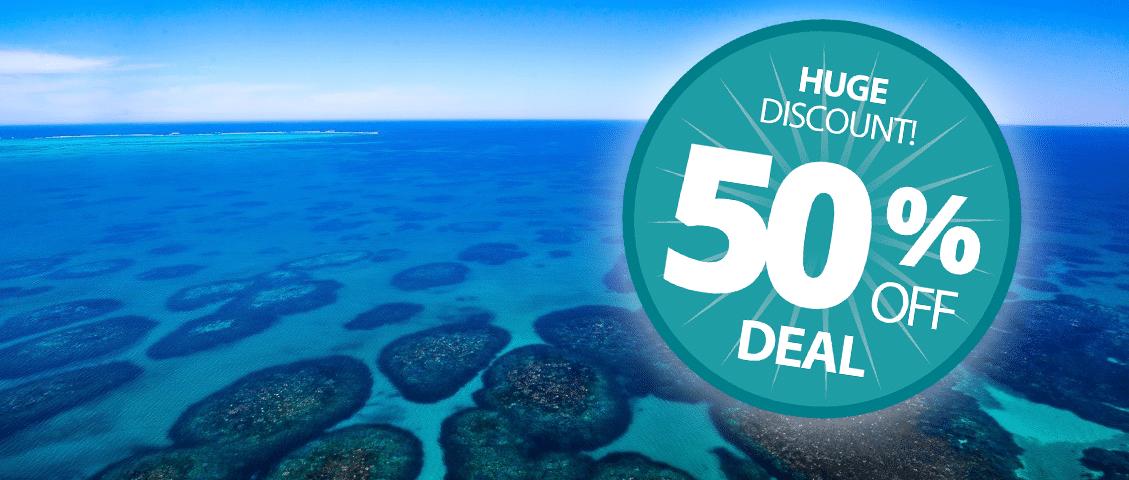 Abrolhos islands deal