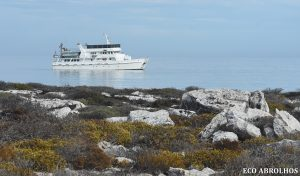 The Eco Abrolhos at the Abrolhos Islands