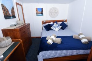 Queen Bed Stateroom