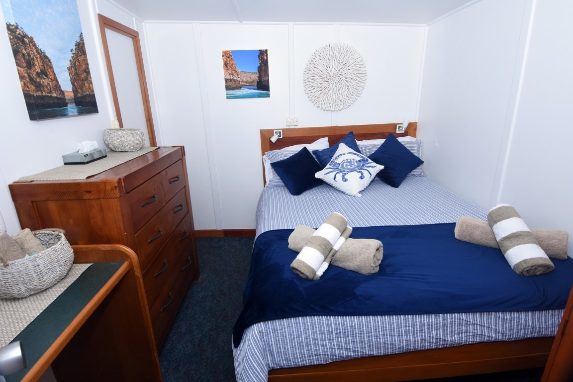 Queen Bed Stateroom
