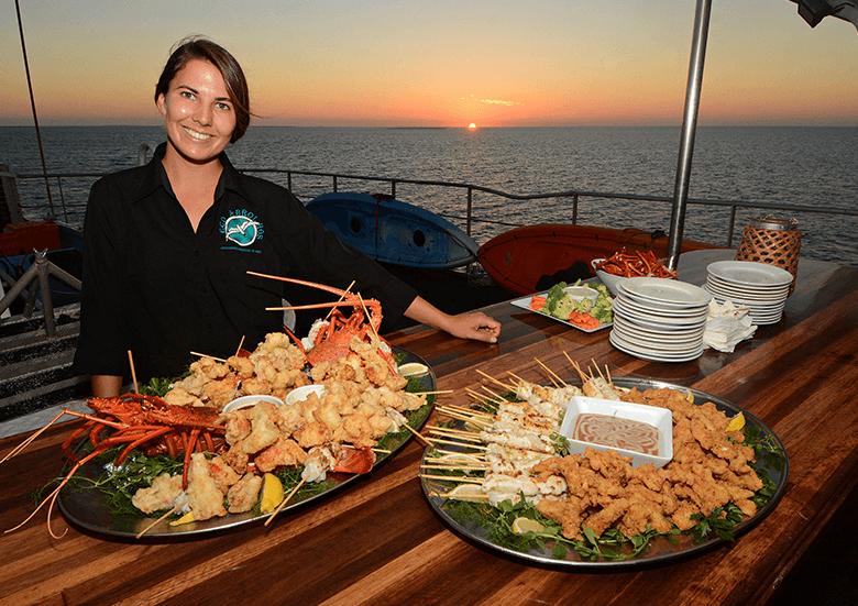 Abrolhos Island Gourmet Seafood